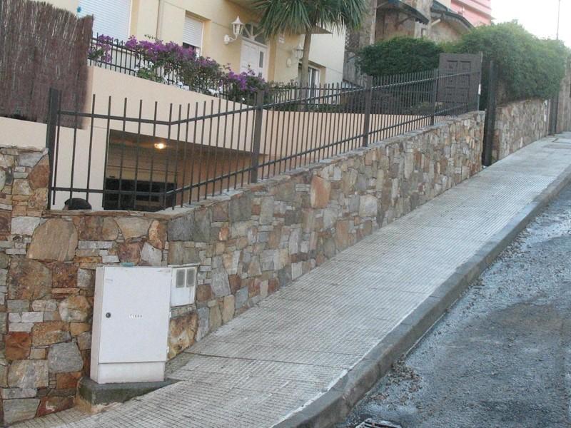 Muros de piedra natural fotos cool muros de piedra - Muros de piedra ...